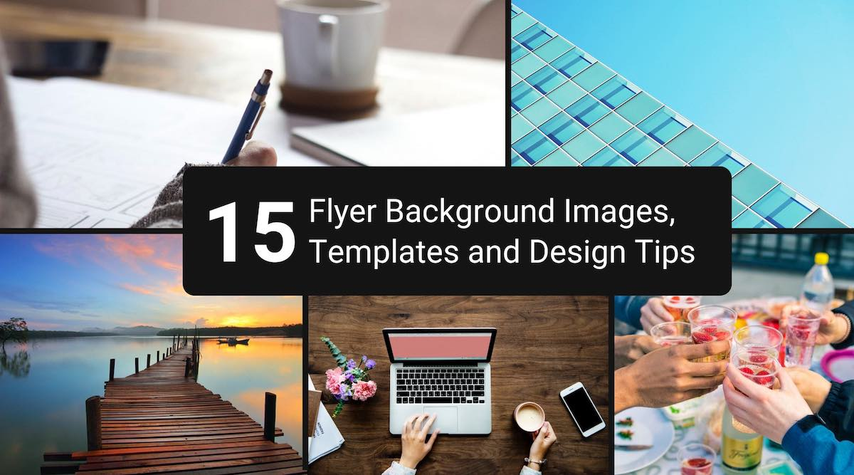15 Versatile Flyer Background Images, Templates and Design Tips
