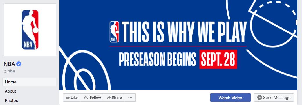Facebook Banner Template