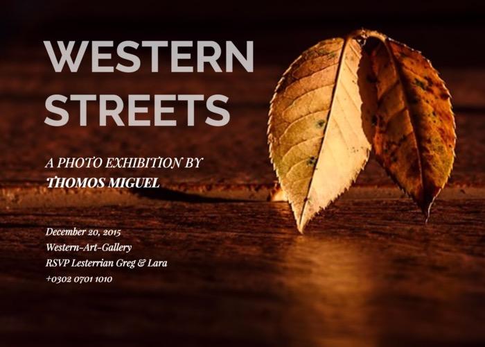 Art Event Flyer Background Image
