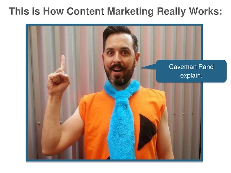 Content Marketing Presentation Ideas