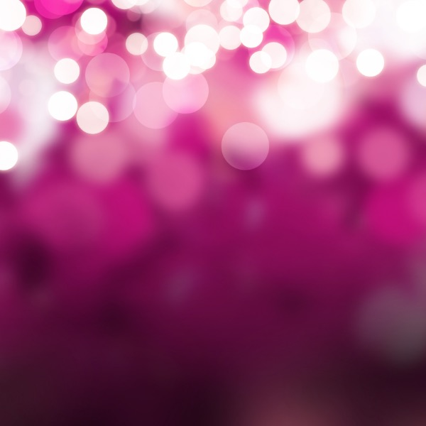 Shimmering Pink Flyer Background