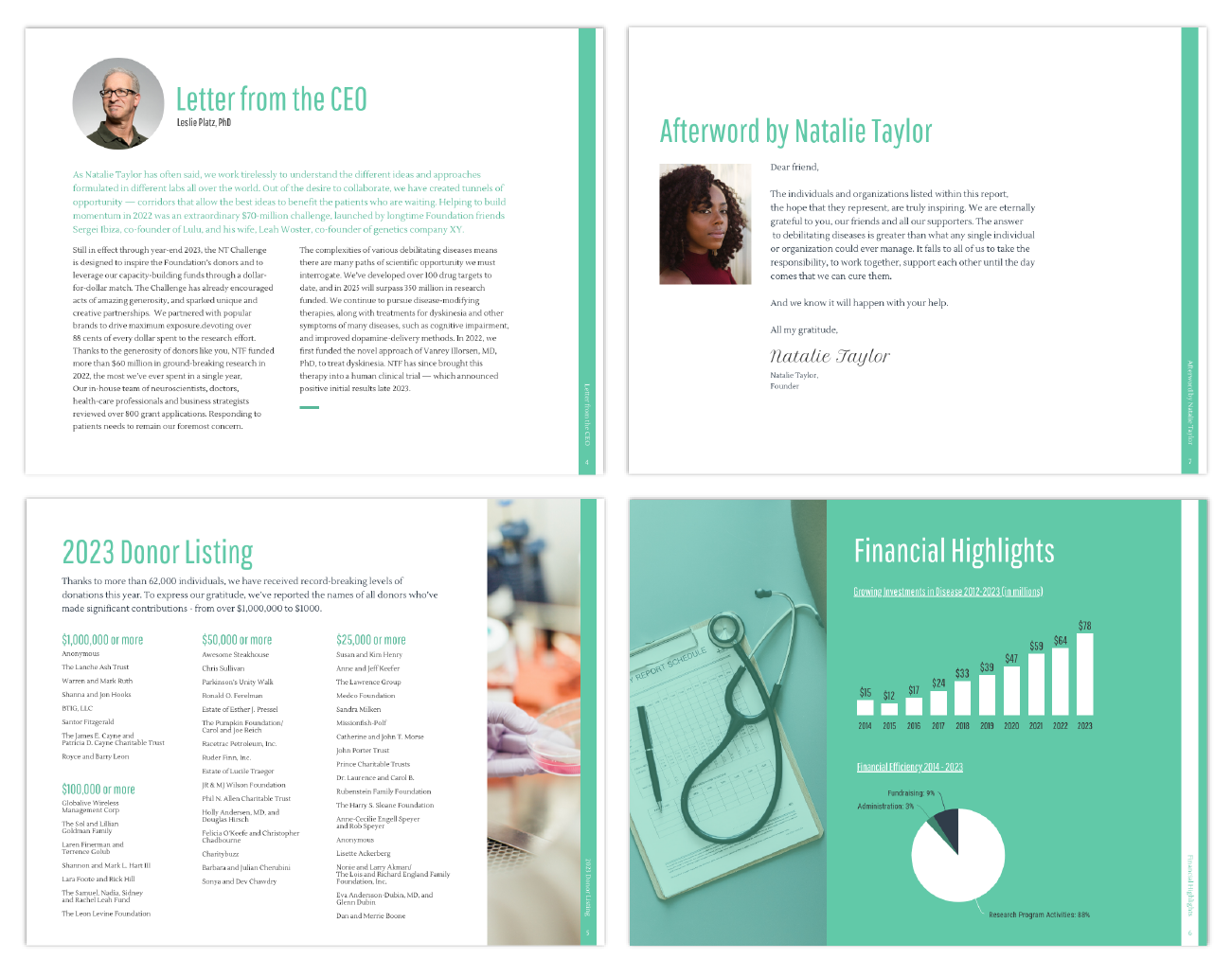 10 Report Design Tips To Engage Your Readers Templates