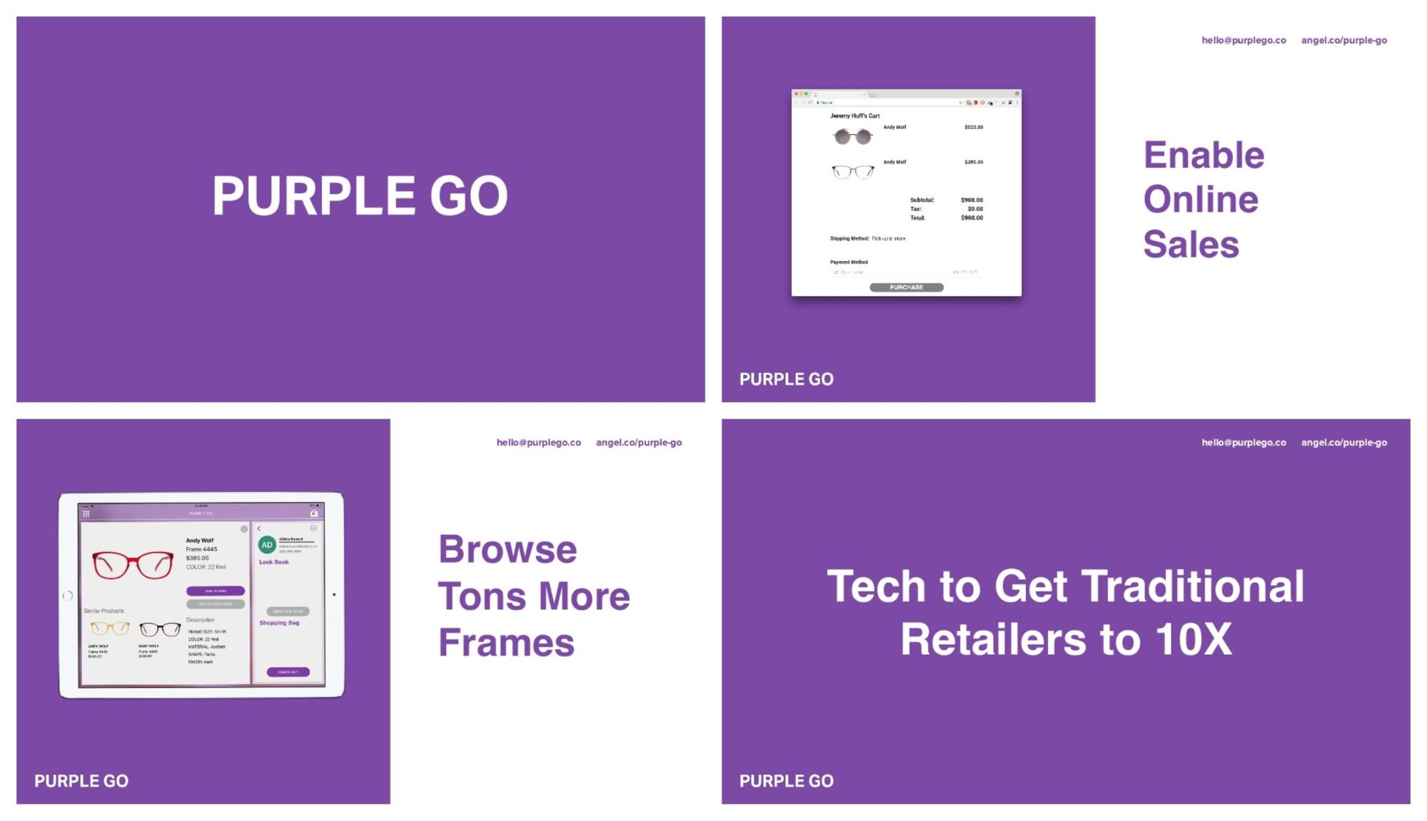 Best Pitch Deck Examples 24