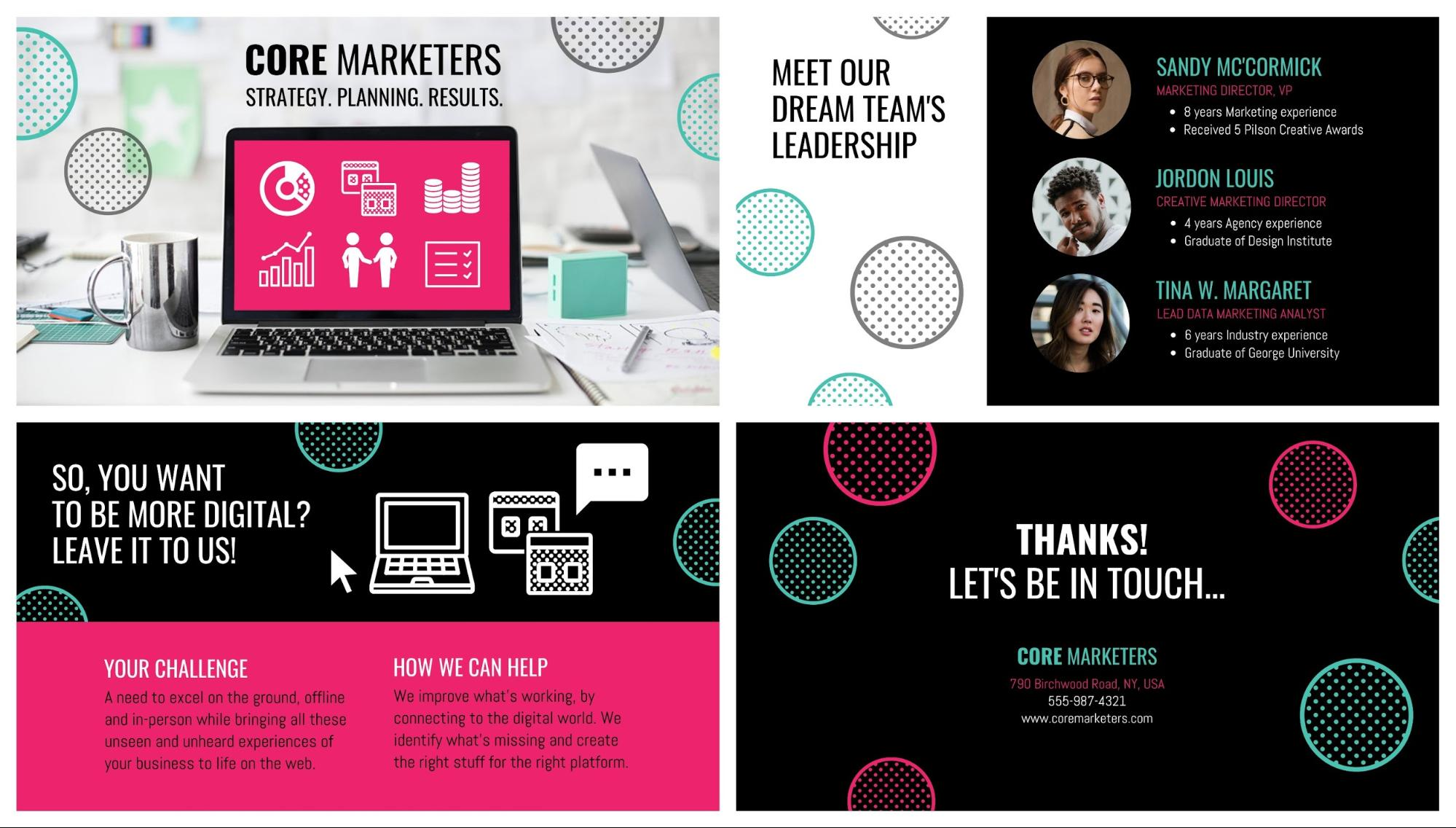 Best Pitch Deck Examples 48