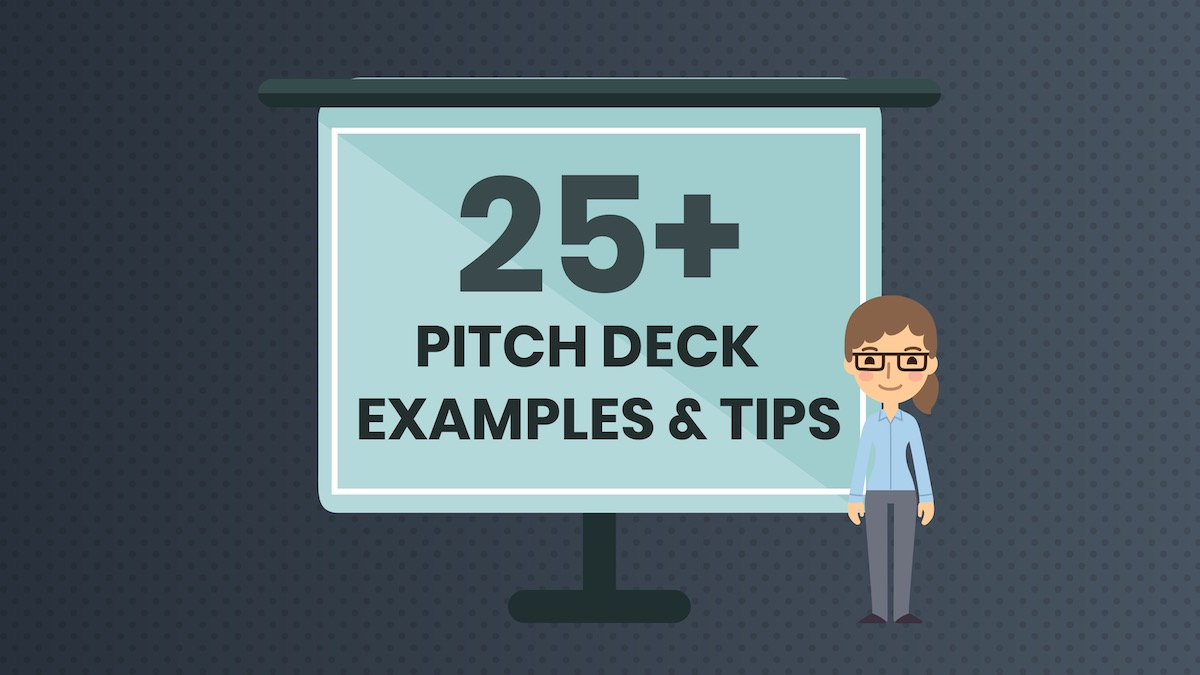 Stand Alone Deck Designs : Best pitch deck examples tips templates for venngage