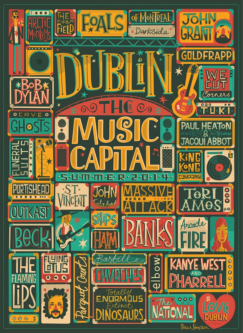 Typography-Creative-Music-Festival-Poster-Example