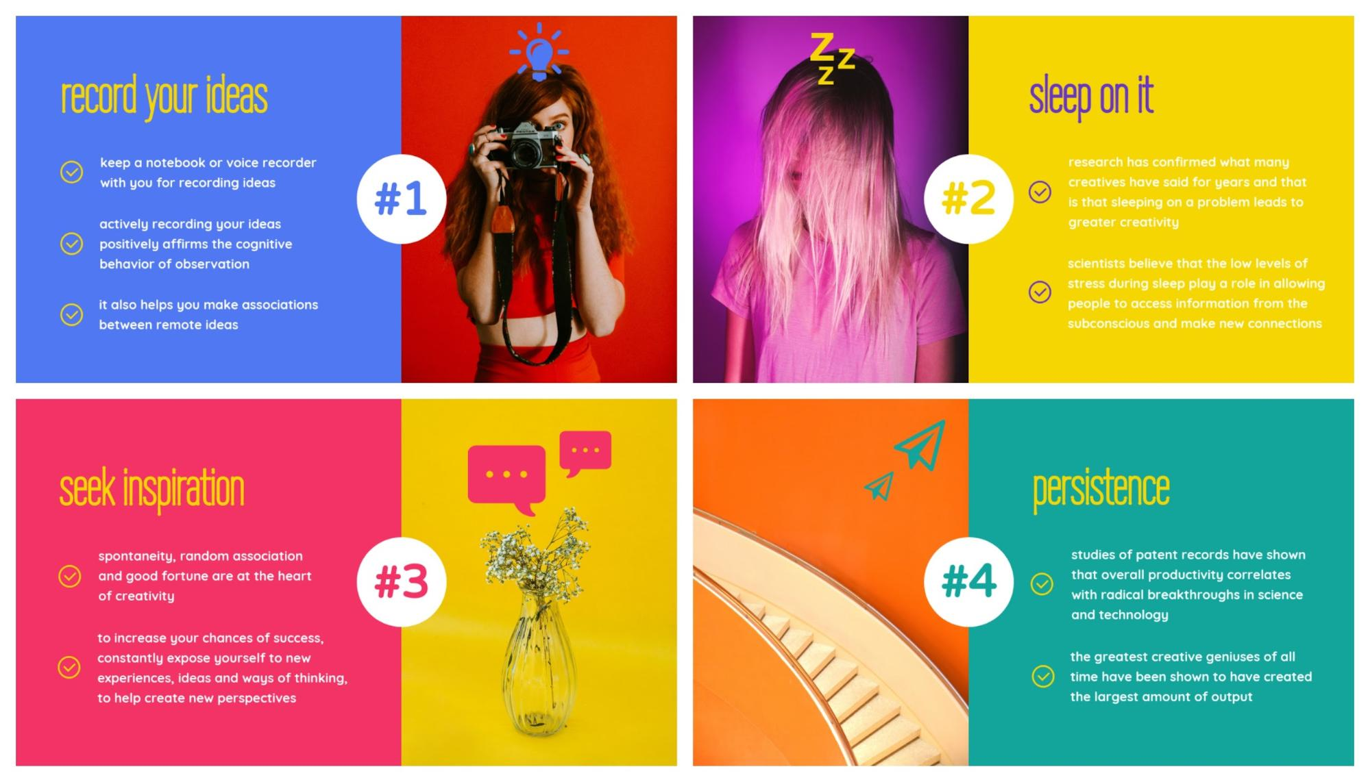 Graphic Design Trends 2019 - Vivid Colors