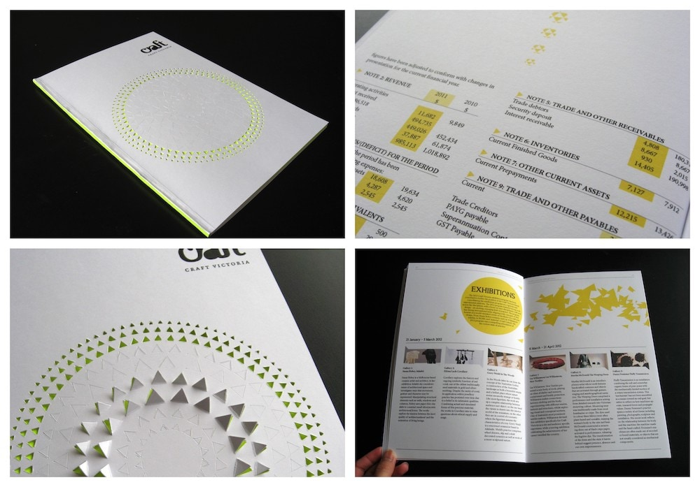 Creative Craft Victoria Annual Report Example