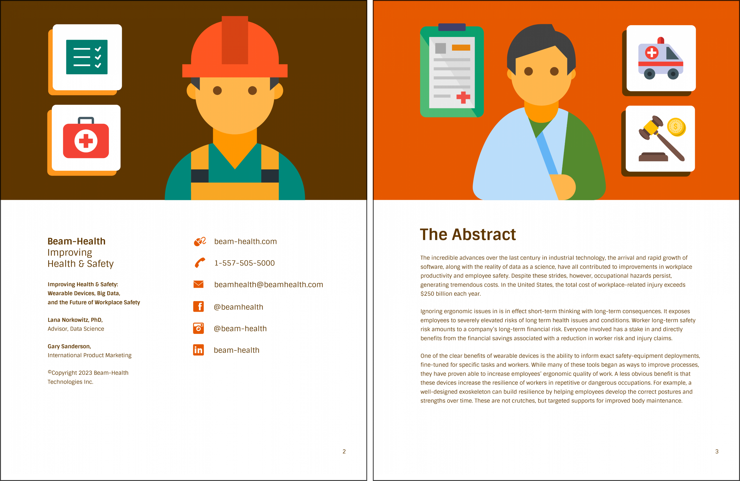 workplace new technology white paper template