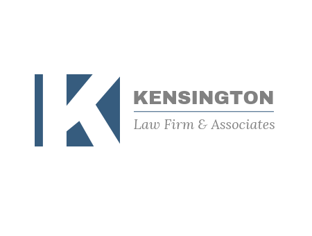 Blue Professional Law Firm Logo Styles