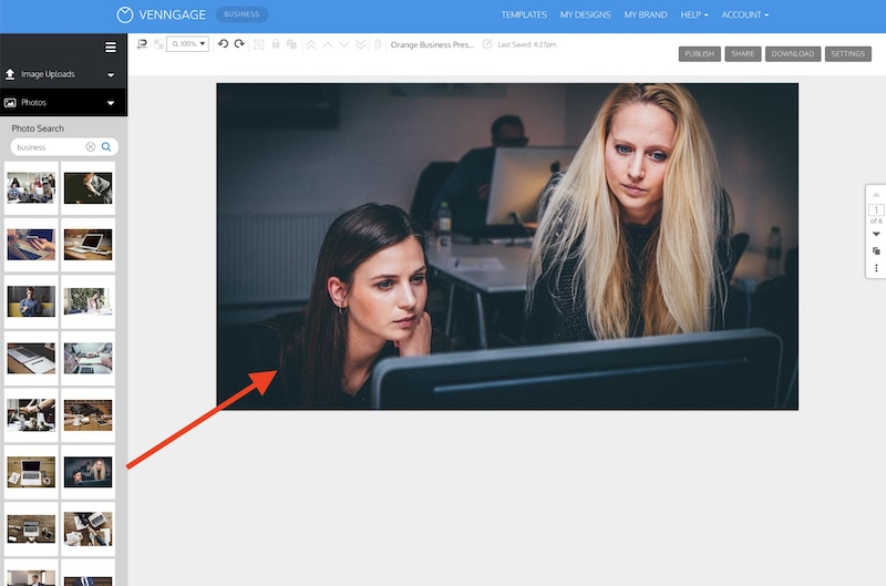 Ways to Incorporate Stock Photos Screenshot 6