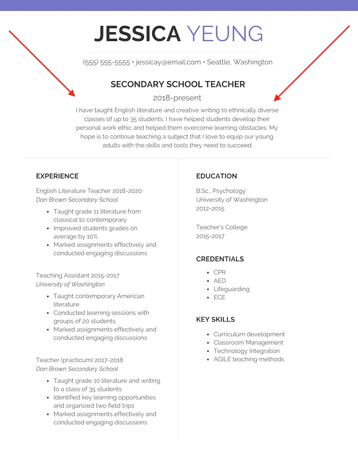 Creative Marketing Resume Template1