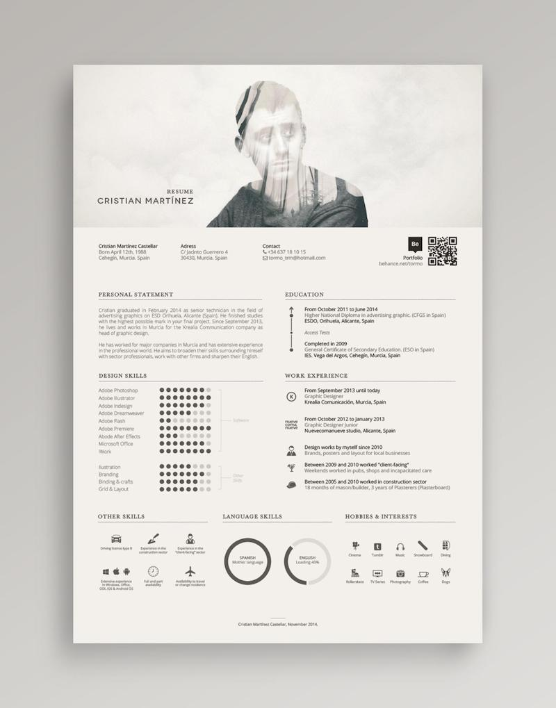 Modern Creative Resume Template2