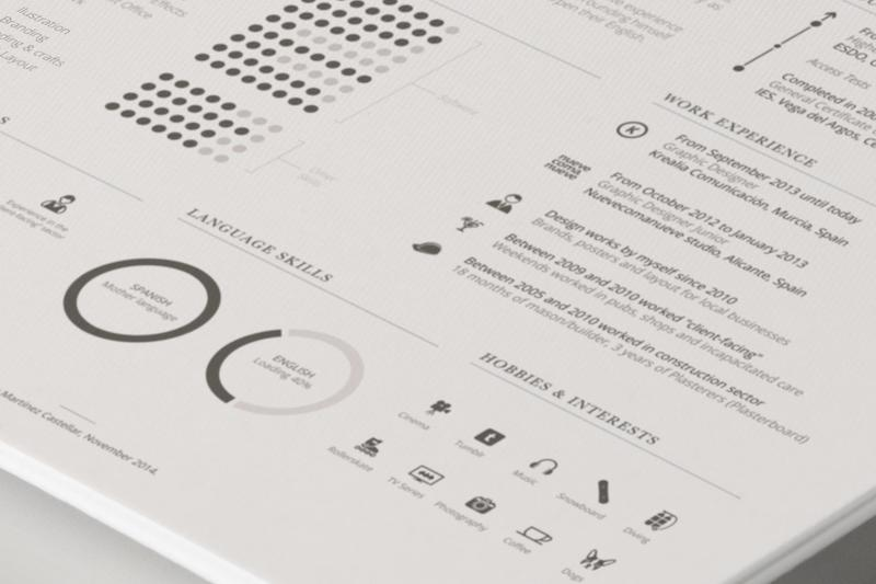 Modern Creative Resume Template3