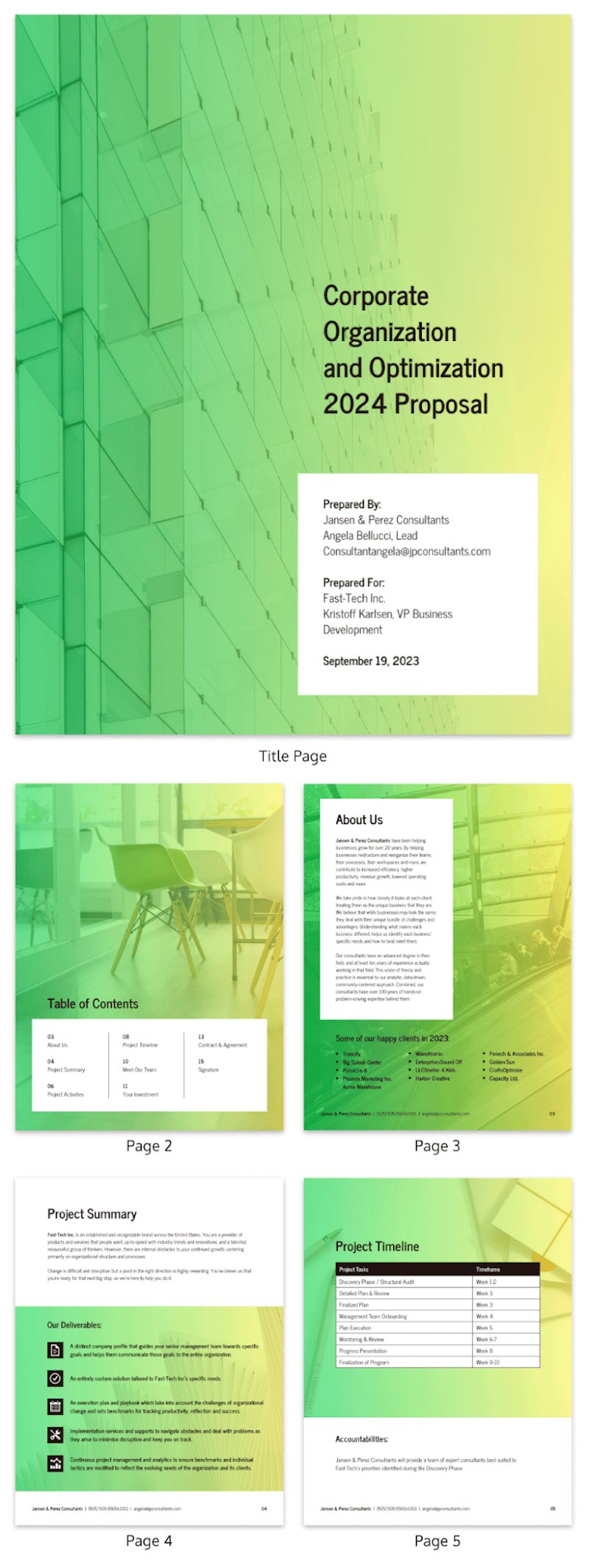 31 Consulting Proposal Templates To Close Deals Venngage,Trendy Designer Recliner Chairs