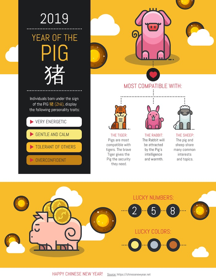 Chinese New Year - Social Media Holiday Templates7