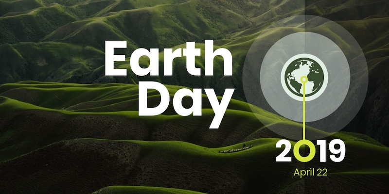 Earth Day Social Media Holidays Template1