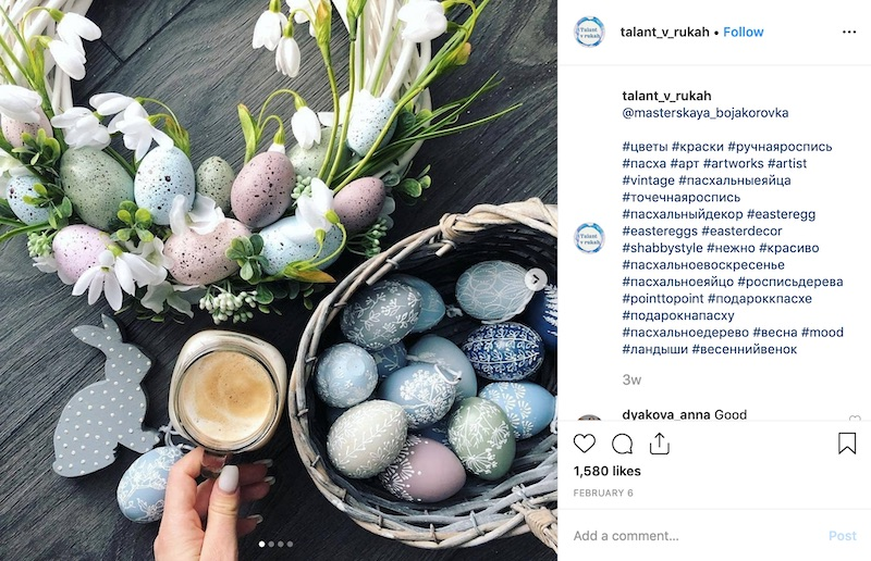 Easter Sunday - Social Media Holiday Templates2