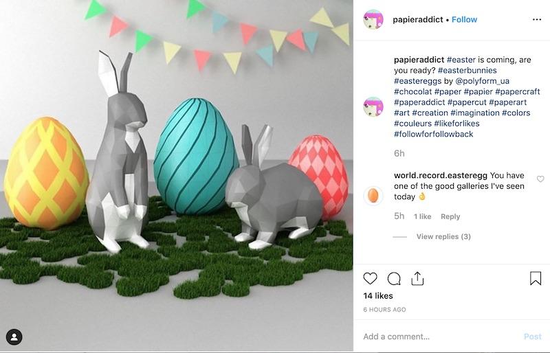 Easter Sunday - Social Media Holiday Templates3