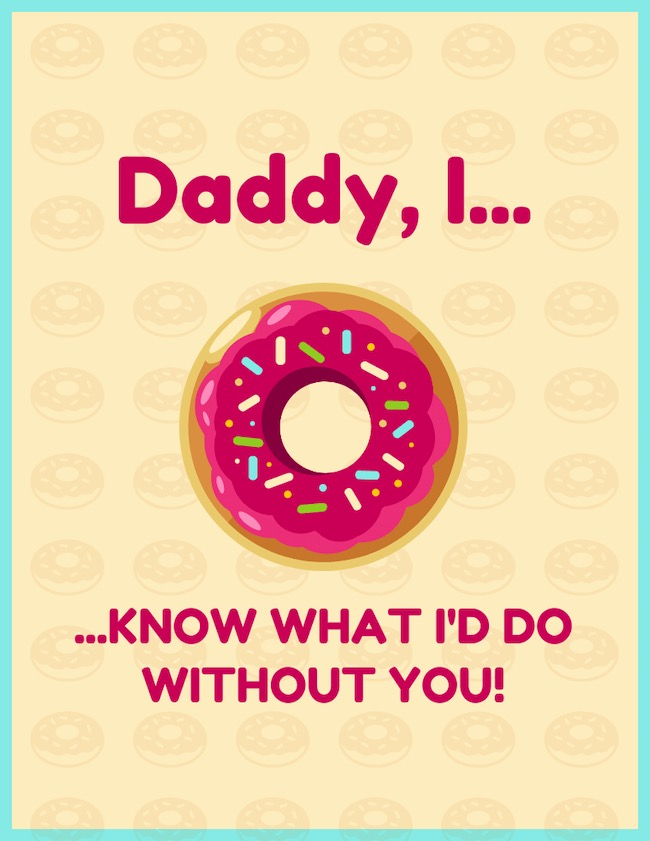 Fathers Day - Social Media Holiday Templates1
