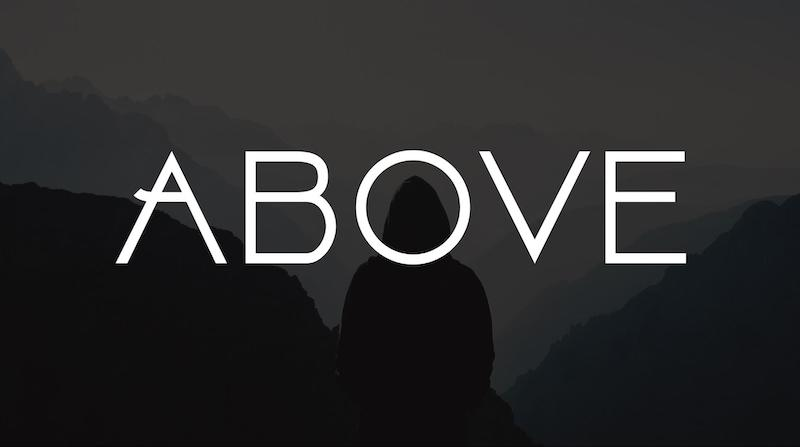 Free Elegant Fonts - Above