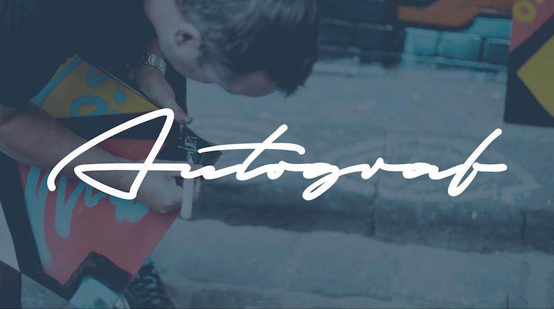 Free Elegant Fonts - Autograph