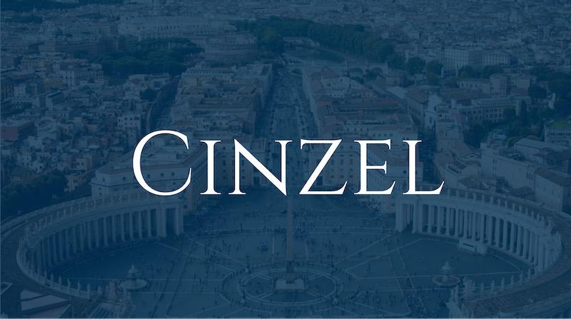 Free Elegant Fonts - Cinzel