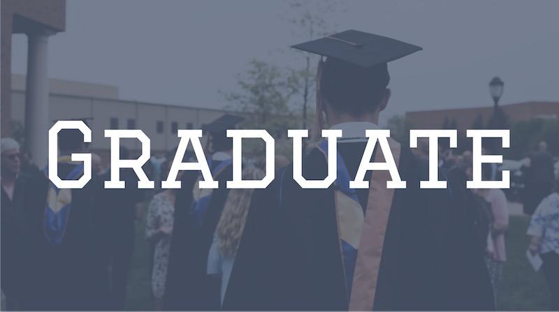 Free Elegant Fonts - Graduate