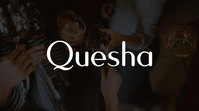 Free Elegant Fonts - Quesha