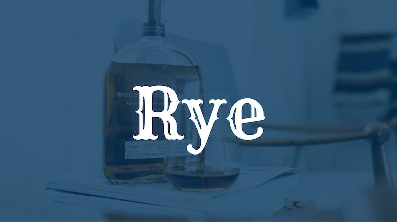 Free Elegant Fonts - Rye