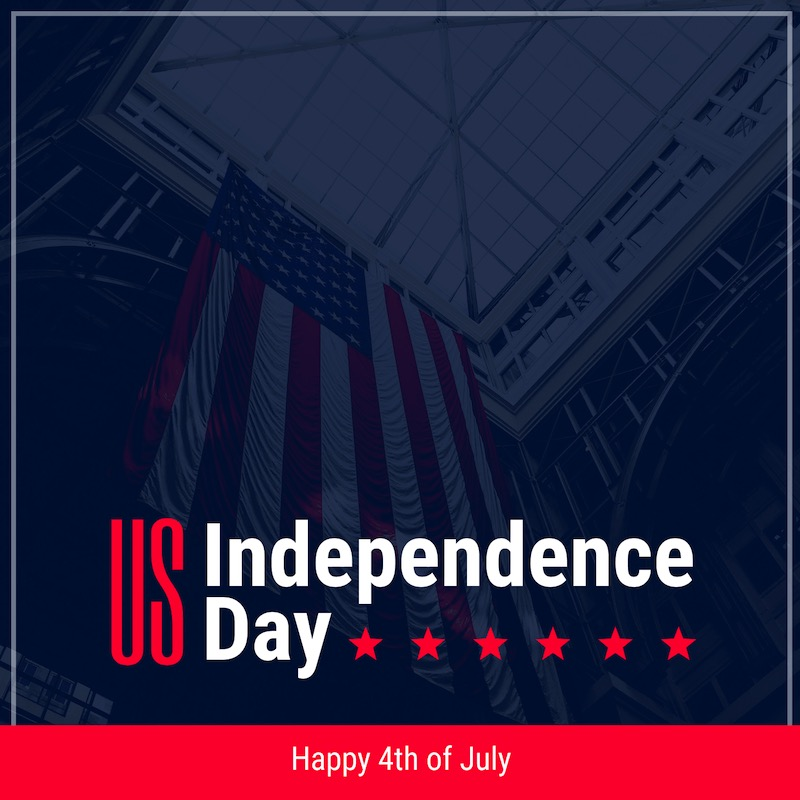 Independence Day - Social Media Holiday Templates1