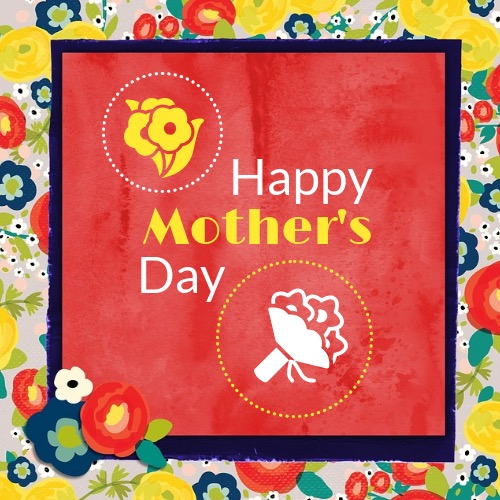 Mothers Day - Social Media Holiday Templates1