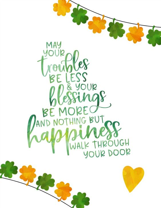 St. Patrick's Day - Social Media Holiday Templates2