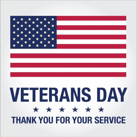 Veterans Day - Social Media Holiday Template2