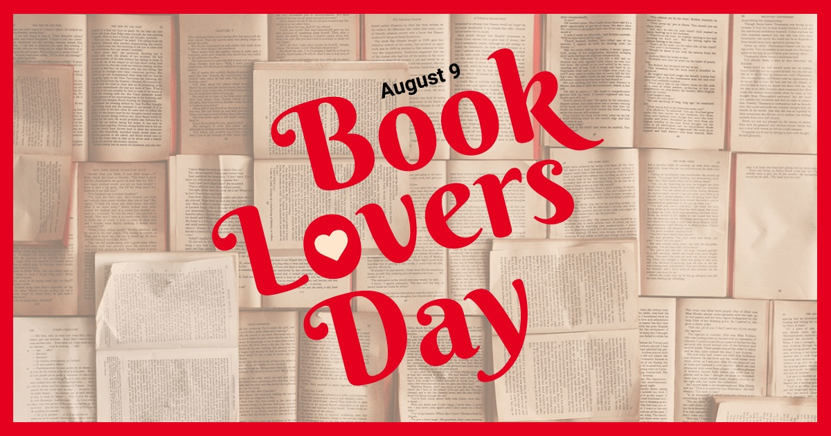World Book Lovers Day - Social Media Holiday Templates2