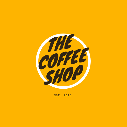 Coffee Shop Creative Logo