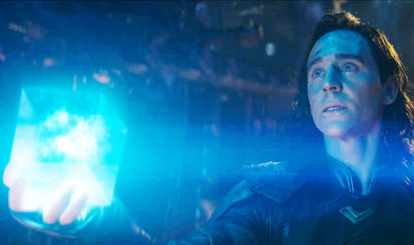 Space Stone Loki Avengers