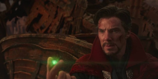 The Time Stone Doctor Strange Avengers