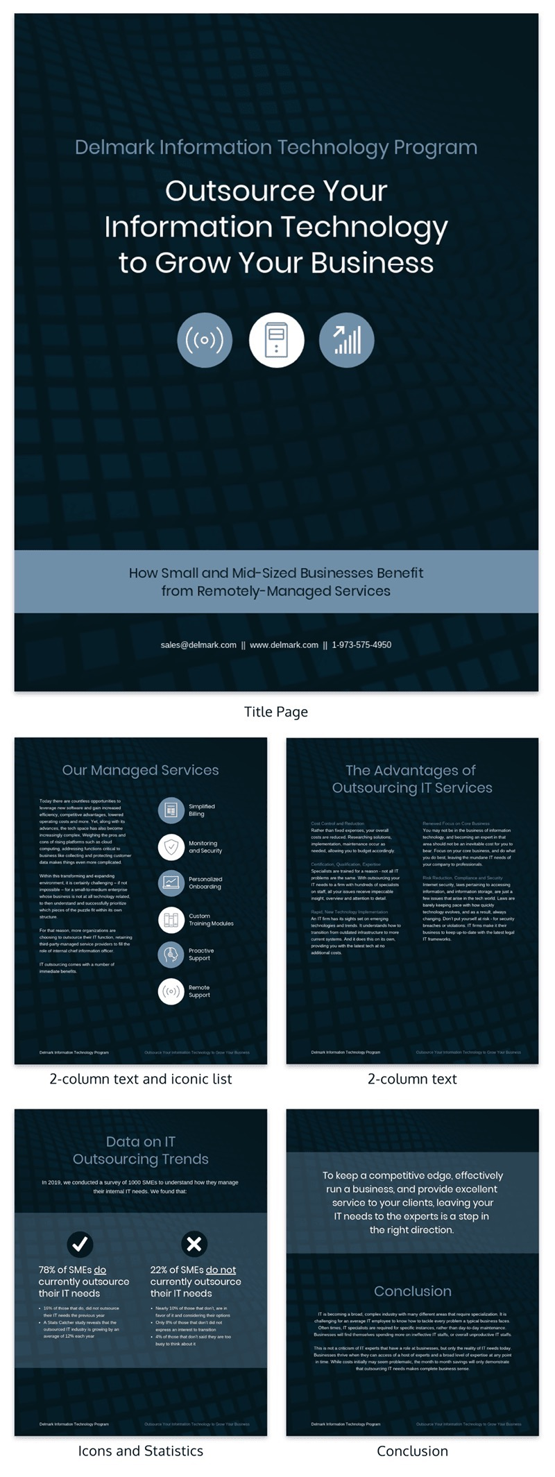 Black Business Technology White Paper Examples