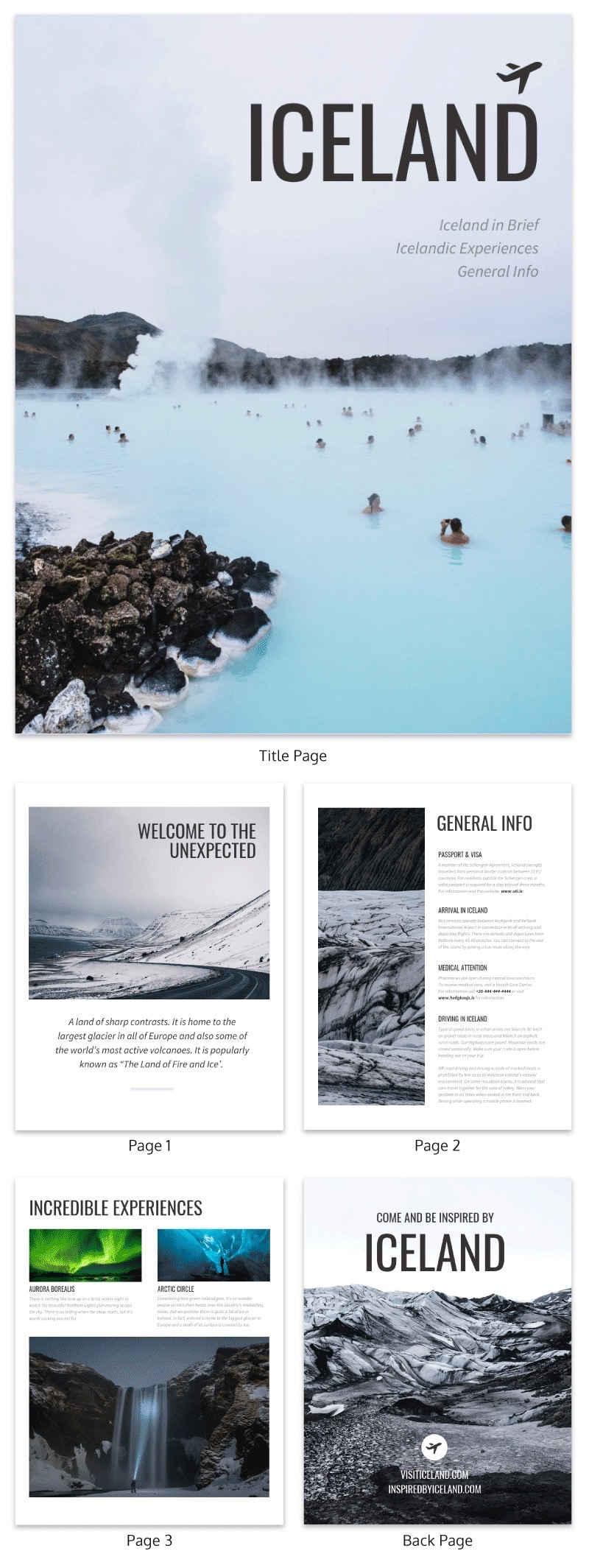 Creative Travel Marketing White Paper Examples