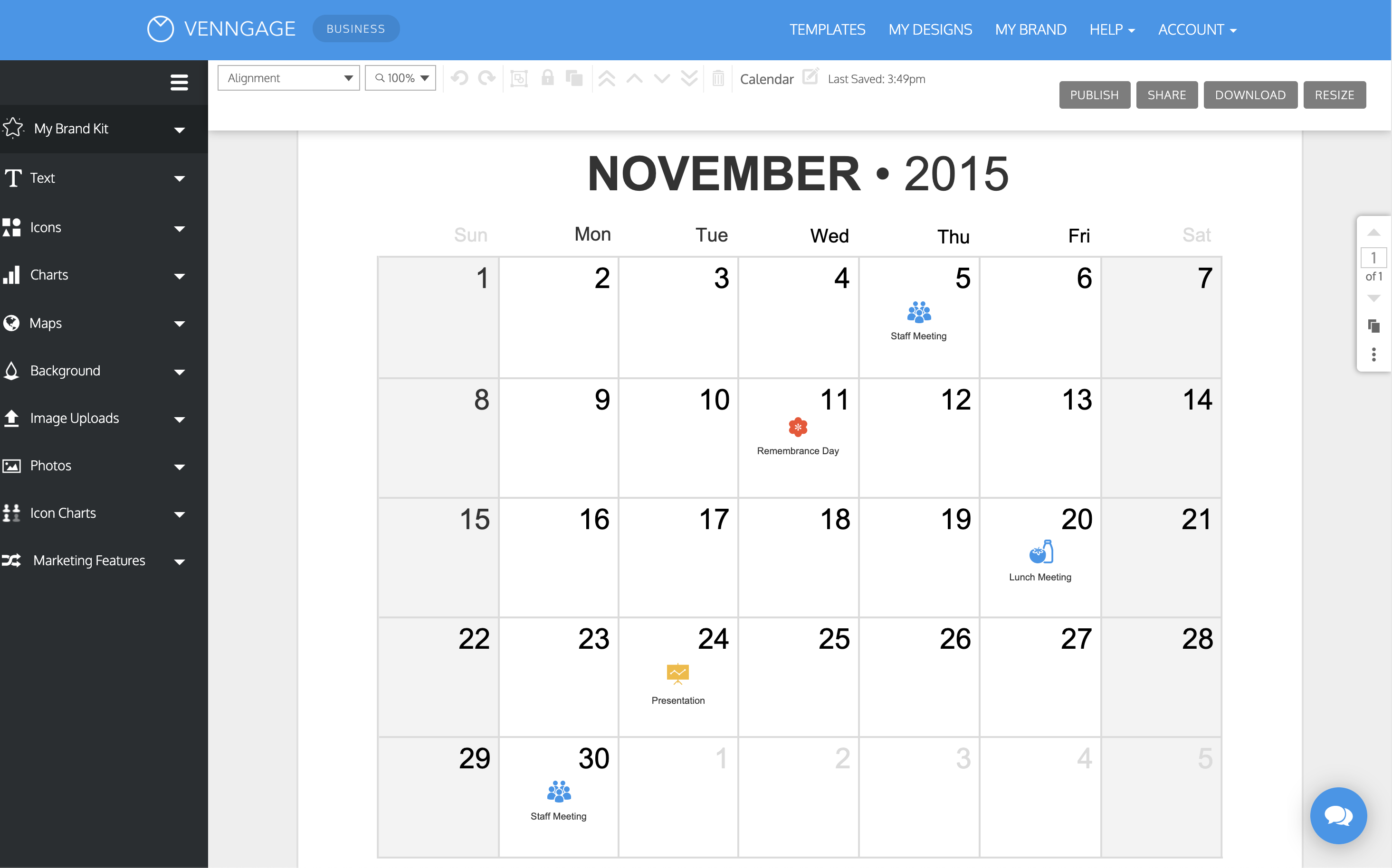 Calendar Template Online from venngage-wordpress.s3.amazonaws.com
