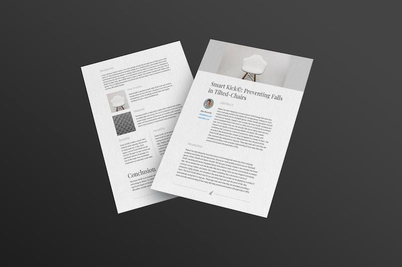 Simple Technology White Paper Examples