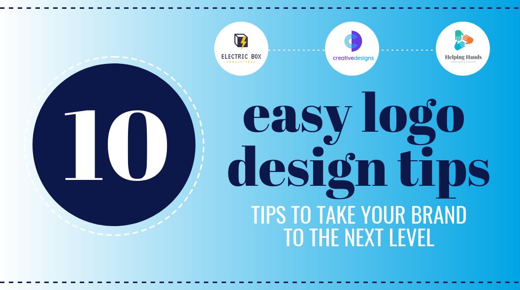عشرة إرشادات لتصميم شعارات