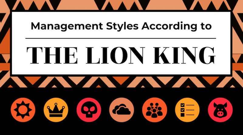 Management styles in The Lion King