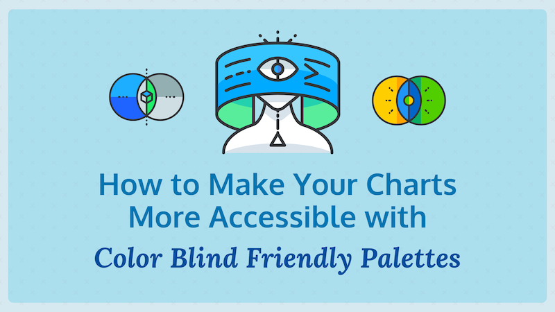 Color blind friendly palette