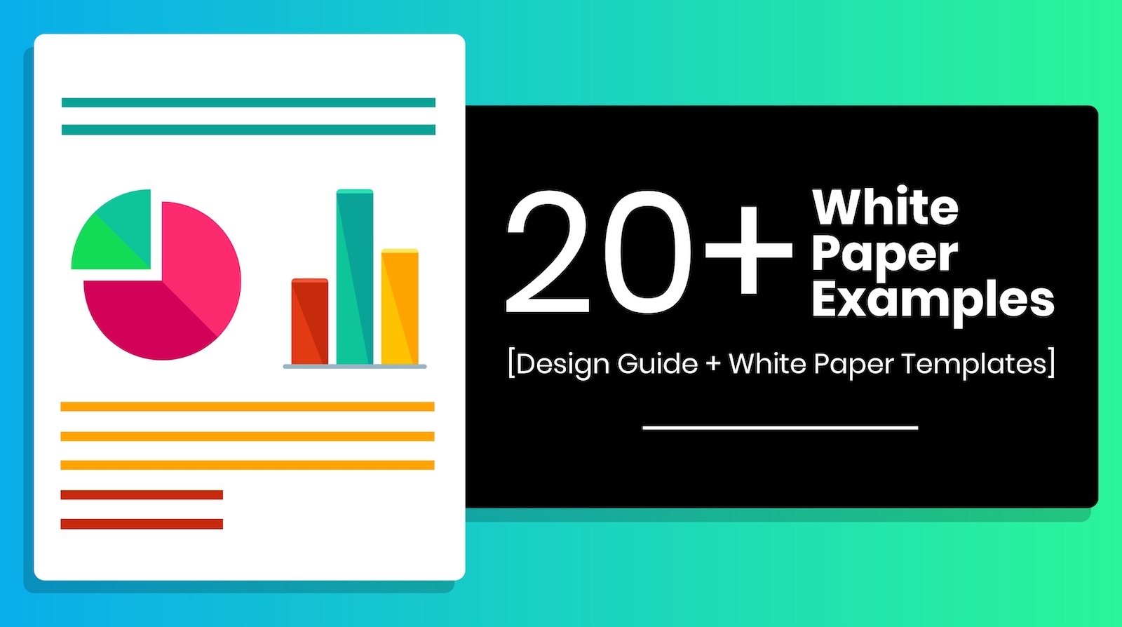 20 Page Turning White Paper Examples Design Guide White