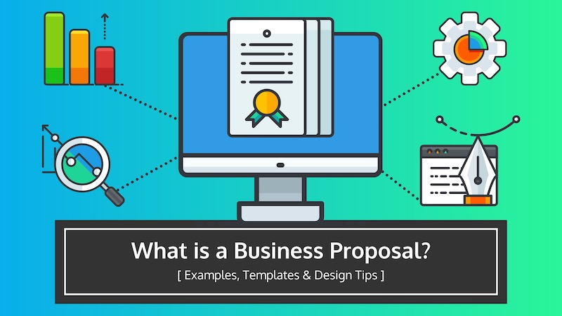 What Is A Business Proposal Examples Templates Tips