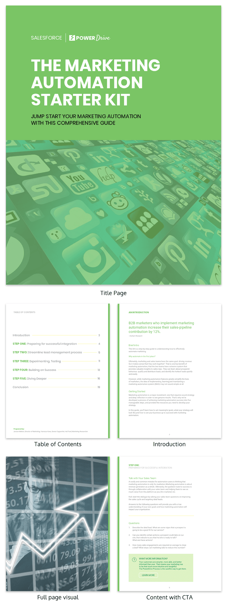 Green Marketing White Paper Examples