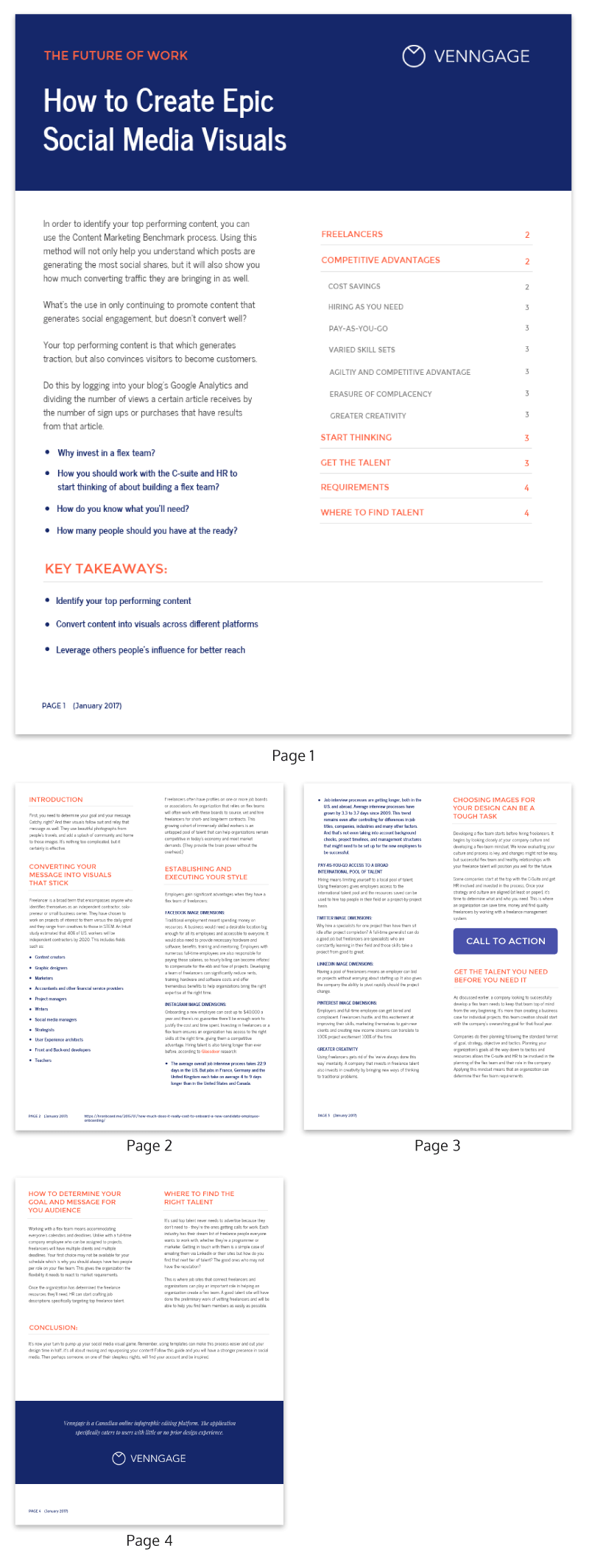 Modern Marketing White Paper Examples