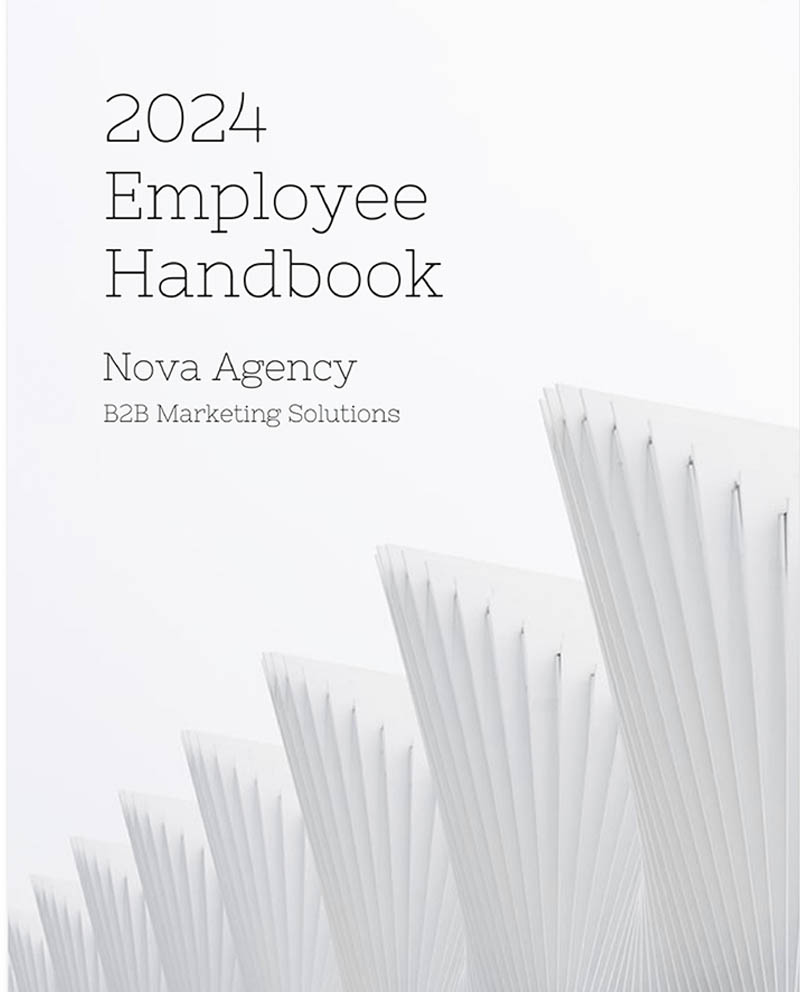 How To Write An Employee Handbook Examples Tips Venngage